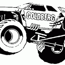 monster trucks coloring pages only monstertruckscoloringpages