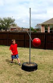 Cool Backyard Toys by Tire Climbing Tower Swings Backyard And Yards