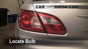 2005 dodge stratus brake light bulb brake light change 2007 2010 chrysler sebring 2007 chrysler