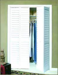 Folding Closet Door Design Solid Wood Bifold Closet Doors Bi Fold Interior The
