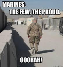 Funny Marine Memes - best marine vs army memes