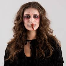 zombie contacts spirit halloween how to transform into a zombie with this makeup and costume