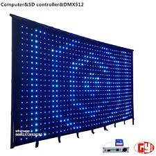 flexible led mesh curtain flexible led mesh curtain suppliers and
