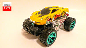 monster trucks crashing videos monster truck crashes small toy cars video for kids youtube