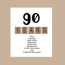 90th birthday cards lilbibby com