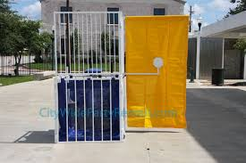 dunk tank for sale dunk tank dunking booth houston katy woodlands sugarland rental