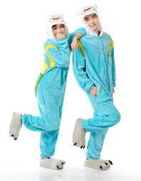 Halloween Jumpsuit Costumes Adventure Finn Jake Adults Jumpsuit Costumes Women