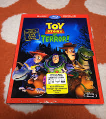 getting ready for halloween with disney pixar u0027s toy story of terror
