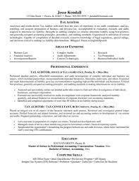 Sample Resumes For Accounting Tax Resume Sample Resume Cv Cover Letter