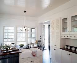 Tropical Kitchen Rugs Low Country Plantation Style Exterior Tropical With French Doors