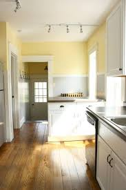 Yellow And White Kitchen Ideas Kitchen Color Scheme Pale Yellow Grey White Charm For The