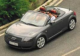 audi tt convertible 2001 audi tt roadster drive road test review motor trend