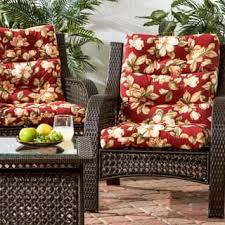 Outdoor Settee Cushions Set Of 3 Clearance Rectangle Outdoor Cushions U0026 Pillows Shop The Best Deals For Nov