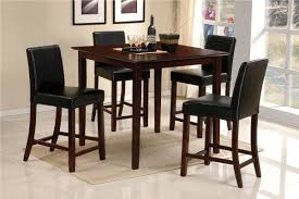dining room pub tables mina pub table with 4 pub chairs a14195 andrew u0027s furniture and
