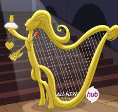 Harp Meme - 534004 edit edited screencap flashback potion friendship