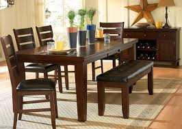 dining tables signature design by ashley sectional kitchen