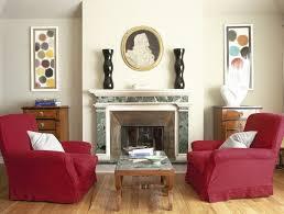 beige red eclectic living room living room design ideas lonny