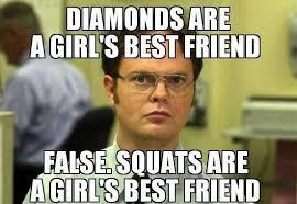 Gym Birthday Meme - squats do the body good gym humor pinterest squat