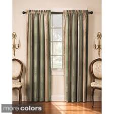 Curtains 95 Inches Length Stripe Curtains U0026 Drapes Shop The Best Deals For Nov 2017