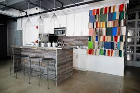 Interior Wall Materials 5 Creative Design Solutions To Fix The Open Office