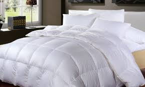 Types Of Down Comforters Bedroom Cal King Down Comforter Product Selections Homesfeed