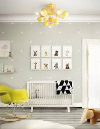 deco chambre enfant design chambre de bébé 25 idées pour une fille décoration