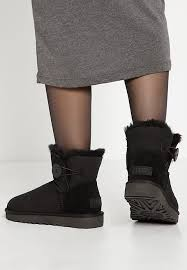 ugg boots sale bailey button ugg mini ii ugg mini bailey button ii boots black shoes