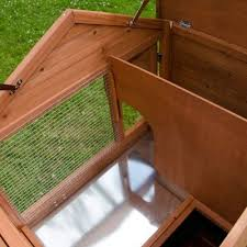 Rabbit Hutch With Detachable Run Outback Hutches Outback Rabbit Hutch Castle With Run