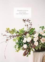 fleurs mariage comment choisir les fleurs de votre mariage