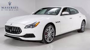 custom maserati sedan 2018 maserati quattroporte s q4 for sale near west chester