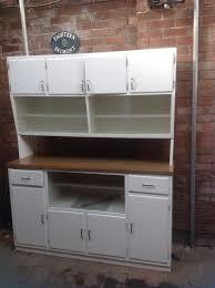 vintage retro kitchen larder pantry unit cupboard cabinet utiltiy