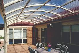 suntuf garden structures residential roofing for backyard