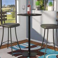 trent design pub tables bistro pub tables bistro sets 100 you ll wayfair