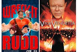 Kevin Rudd Meme - wreck it rudd blogception