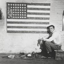 Jasper Johns Three Flags Three Flags The Book Of Threes