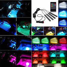 Color Interior Lights For Cars Rgb Lights And Accessories