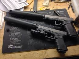 suppressed glock ar15 com