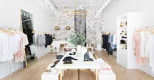 boutique clothing this hip l a boutique is a lesson in decorating mydomaine