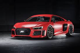 Audi R8 Upgrades - abt shaves 50kg and adds 20hp to audi r8 v10