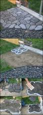 Quikrete Paver Mold by How To Make Your Own Cobble Stone Path Http