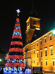 christmas at castle square warsaw warsaw christmas decorations