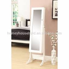 floor length mirror cabinet full length rotating mirror jewelry cabinet wholesale cabinet
