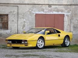ferrari prototype ferrari 288 gto prototype 1984 u2013 old concept cars