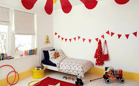 kids bedrooms how to create a circus bedroom dulux