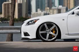 lexus vossen wheels lexus ls 460 f sport vossen cv3 r