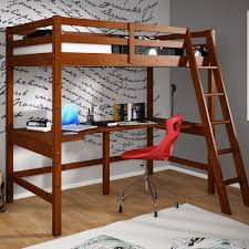 Wooden Loft Bed Design by Bedroom Mesmerizing Pottery Barn Loft Bed For Kids Bedroom