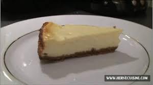 cheesecake hervé cuisine recette cheesecake au citron et aux spéculoos desserts cuisine