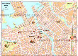 New York Attractions Map 10 Top Rated Tourist Attractions In Fukuoka Planetware