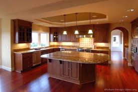 attractive cherry kitchen cabinets latest interior decorating