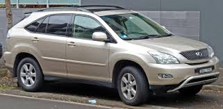 lexus models 2003 2003 lexus rx ii u2013 pictures information and specs auto database com